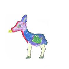 奇幻森林-小鹿
