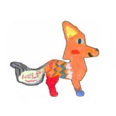 奇幻森林-狐狸