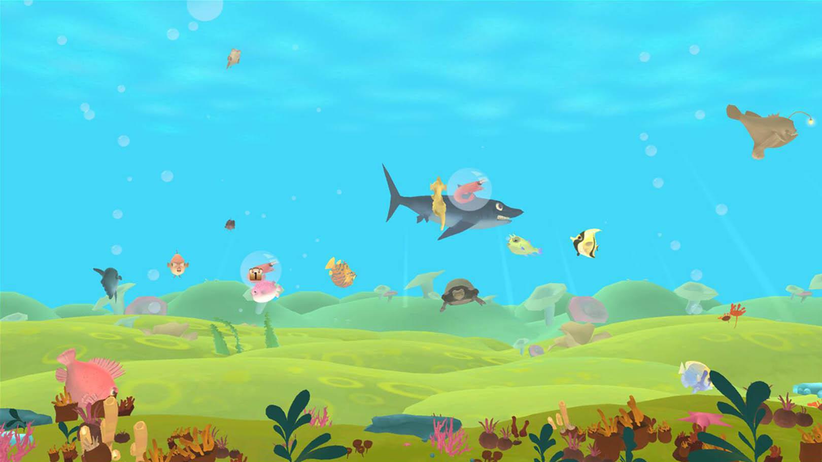 塗鴉樂園海洋系列