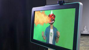 喂食猎人是一款融合蓝牙感应技术和增强现实技术,配合流动装置进行的互动收集游戏
