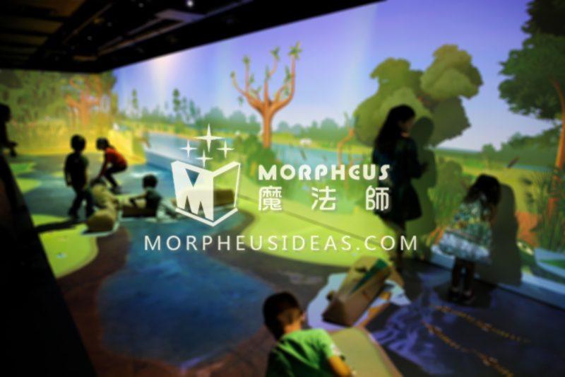 【優秀案例分享】深度交互體驗空間——邁阿密River of Grass展覽