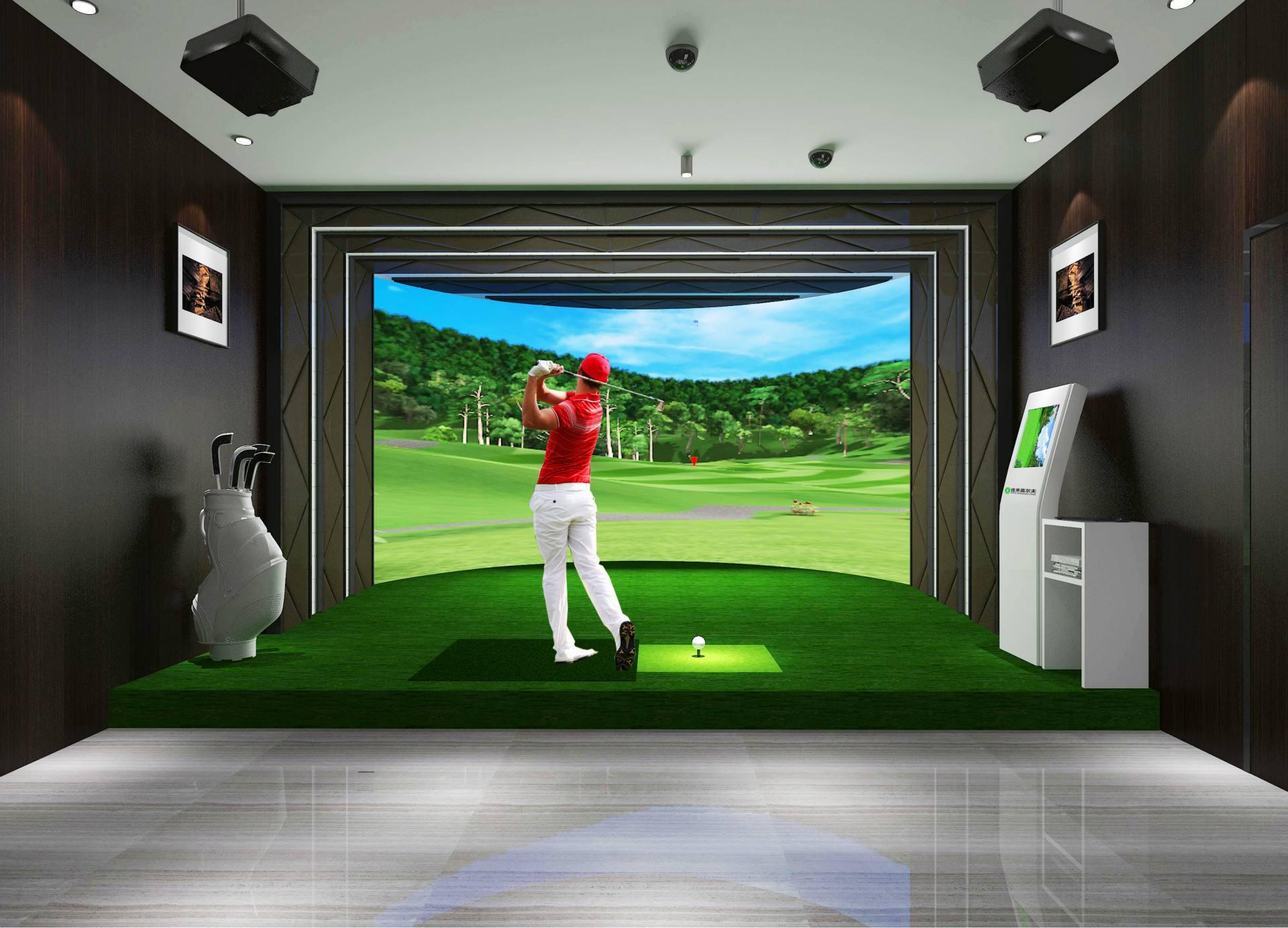 虛擬高爾夫