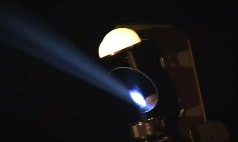 軌道鏡投影系統